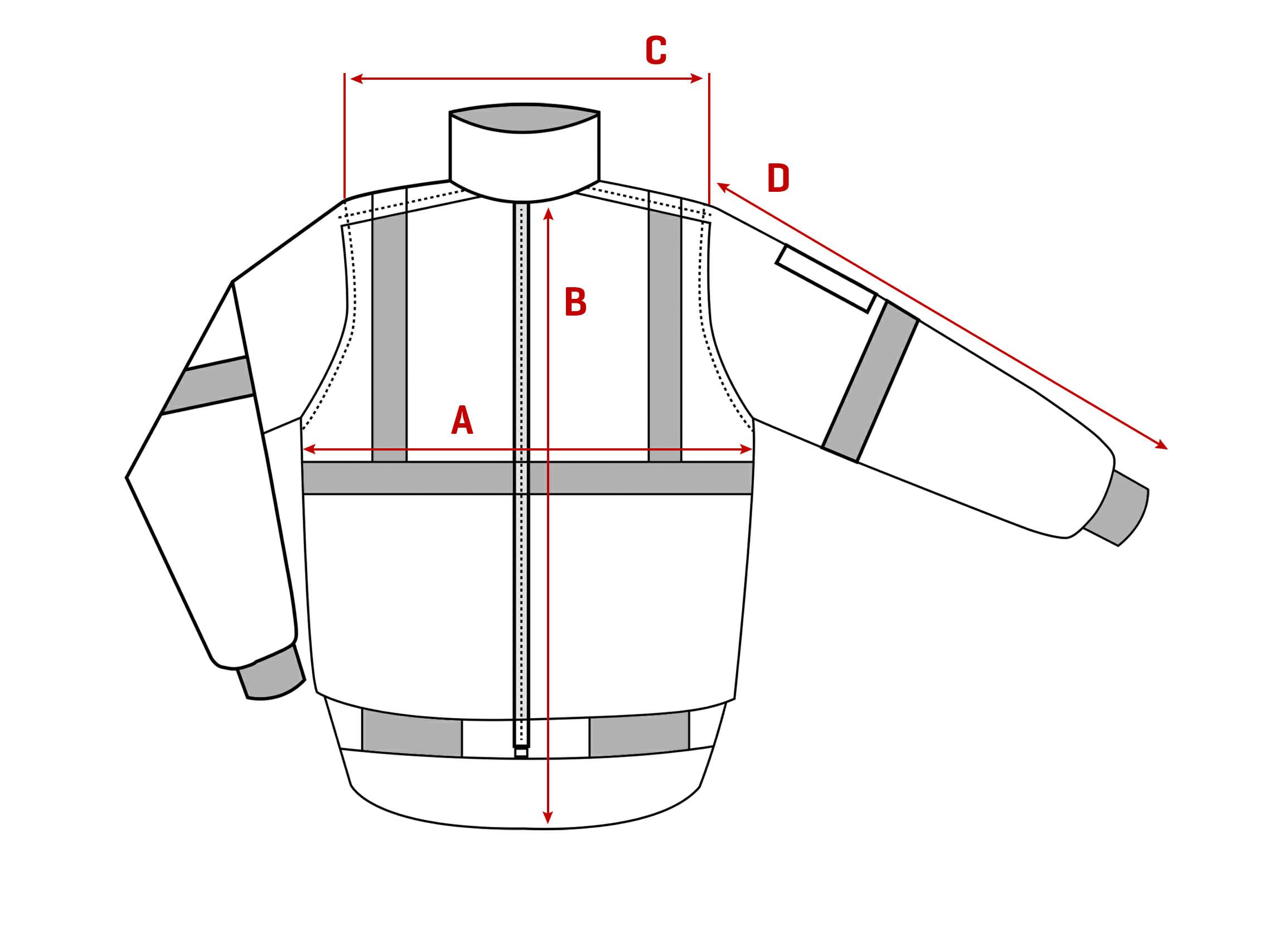 badger sub zero industry jacket