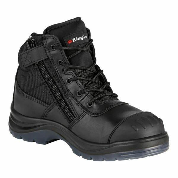 KingGee Tradie boot Black