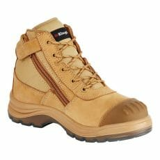 KingGee Tradie boot Wheat