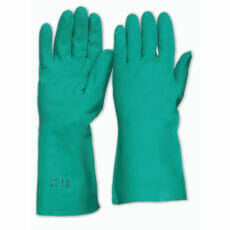 Nitrile 33cm Chemical Glove