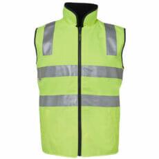 hivis reversible thermal vest