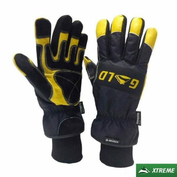 Badger PPH200 Gold® Freezer Glove