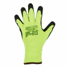 Winter glove, freezer glove