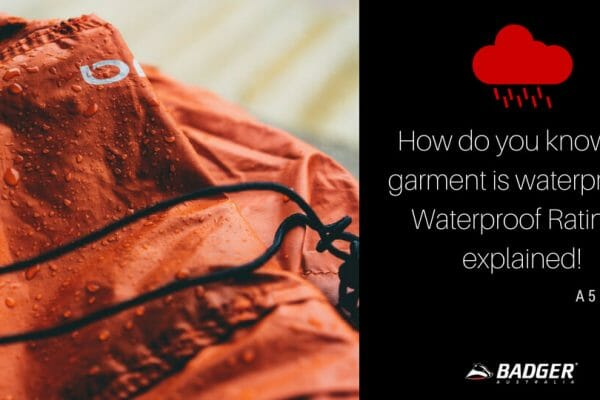 How do you know if a garment is waterproof_ Waterproof Ratings explained!