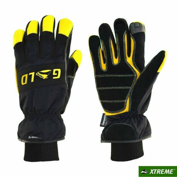 PPH200L gold touch freezer glove