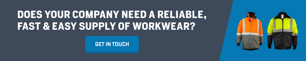 Does your company need a reliable, fast supply of workwear