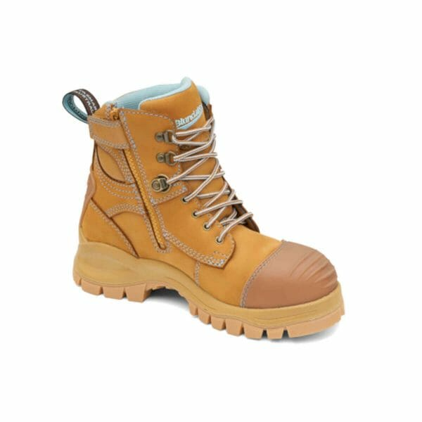 Blundstone Womens Zip Sided Safety Boot