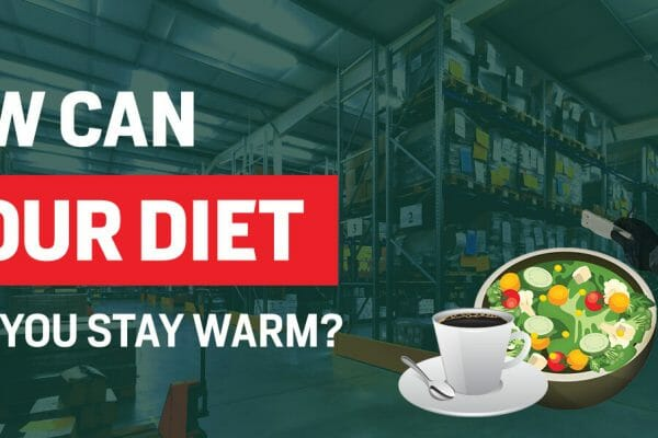 how can your diet help you stay warm?