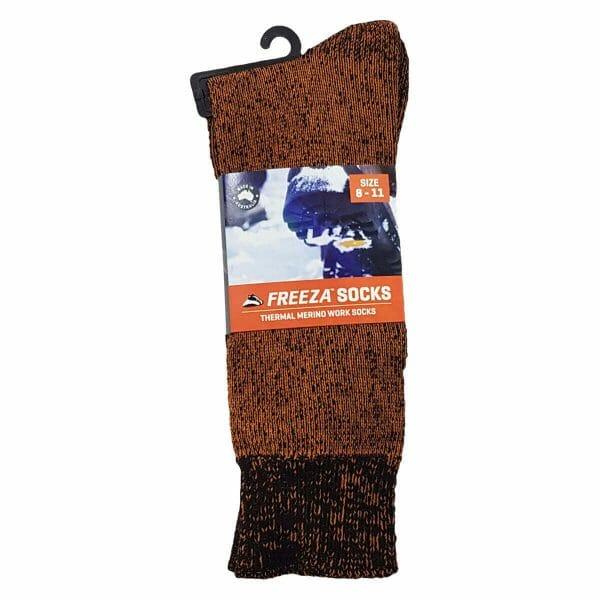 Badger Freeza Thermal Merino Socks