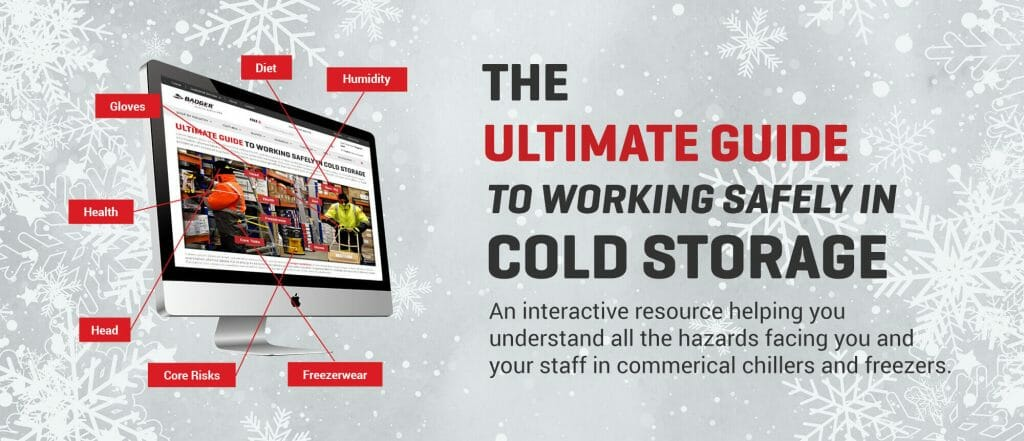 the ultimate guide to working safely in cold storage